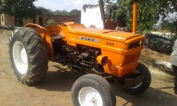 Fiat 640 tractor for sale